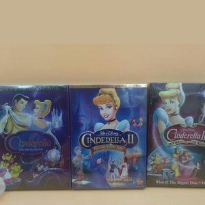 Cinderella trio